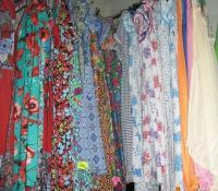 Женские халаты, туники, платья больших размеров