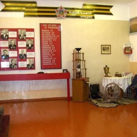 Прихолмский краеведческий школьный музей