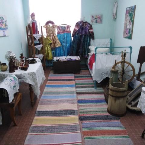Тигрицкий мини-музей «Русская изба»