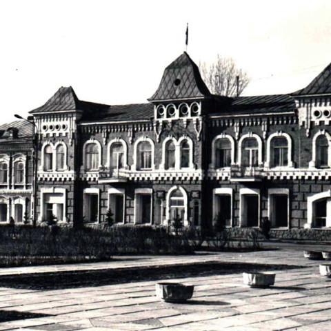 Список жителей города Минусинска и Минусинского района, погибших или пропавших без вести в 1940 – 1945 гг.
