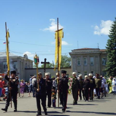 23 мая  Шушь Православная