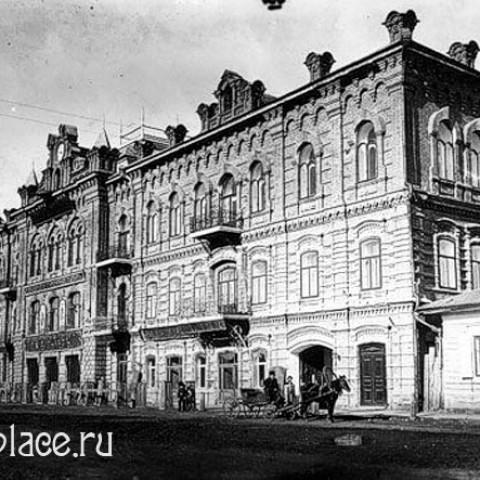 Историческая справка Минусинск в ХХ в. (годы Советской власти)