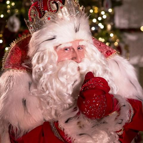 Красноярск, Красноярский край.«О чем мечтает Дед Мороз?».