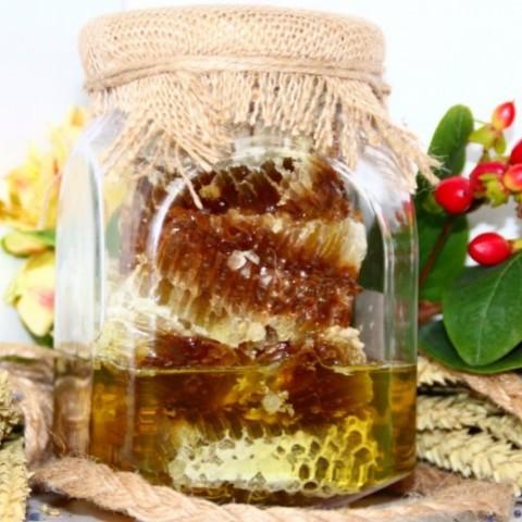 Витаминная составляющая меда