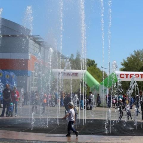 В Абакане 8 августа 2020 забег городских легкоатлетических стартов «Стартуют все»!