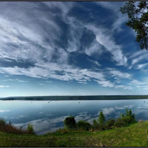 Минусинский район,Красноярского края. Кызыкульские озера