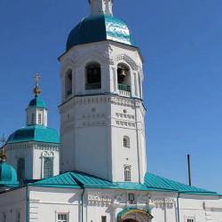 Спасо-Преображенский Енисейский мужской монастырь