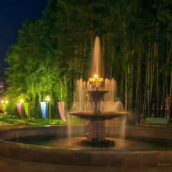 Парк культуры и отдыха им С.М. Кирова