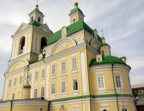 Благовещенская церковь (церковь Благовещения Пресвятыя Богородицы)