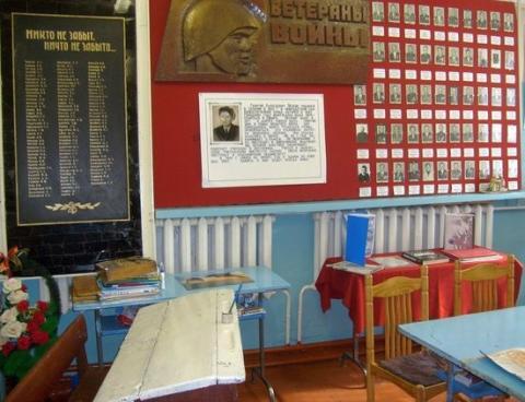 Восточенский школьный музей
