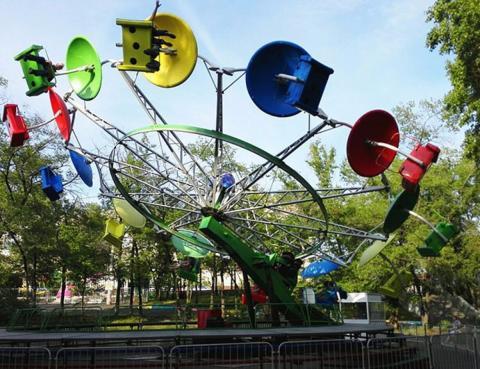 Детский парк «Орленок»
