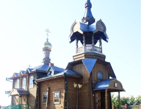 Храм Сошествия Святого Духа на Апостолов
