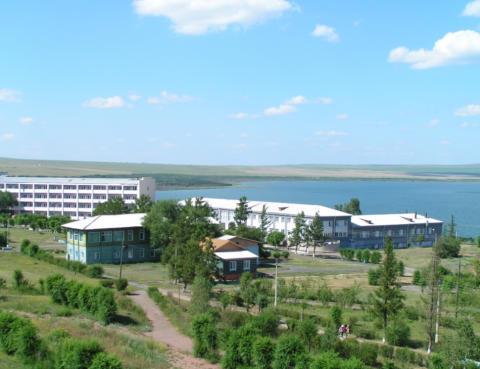 """Курорт """"Озеро Шира"""""""