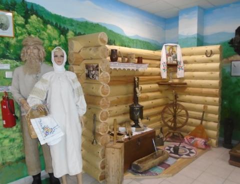 Музей истории золотодобычи