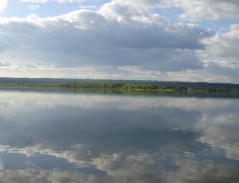 Озеро Большой Кызыкуль