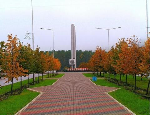 Стелла погибшим в Великой Отечественной войне