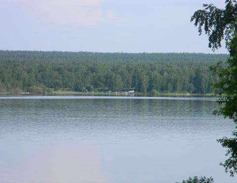 Озеро Малый Кызыкуль