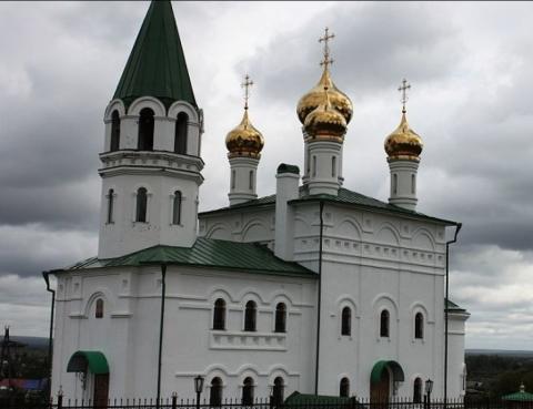 Храм святых апостолов Петра и Павла (Канск)
