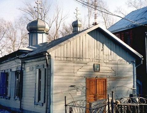 Николаевская церковь (Никольский храм)