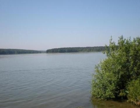 Ермаковский пруд