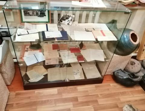 Большеничкинский школьный музей им. Василия Дмитриевича Черникова