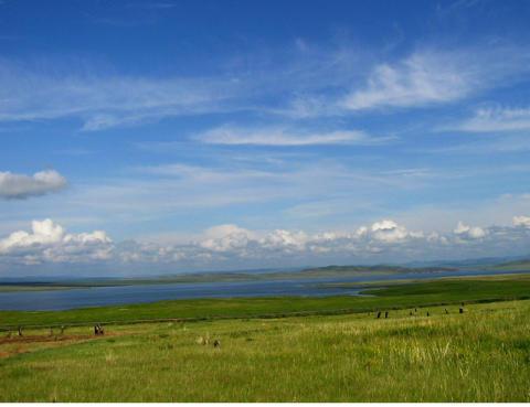 Озеро Куринка (Алтайское)