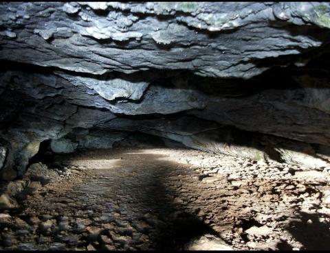 Майская пещера