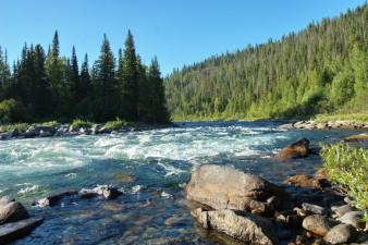 Река Шинда