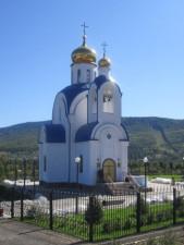 Храм в честь иконы Божией Матери «Державная»