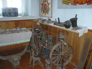 Шалоболинский сельский музей