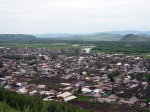 Село Идринское