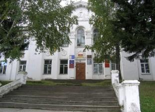 Большемуртинский краеведческий музей