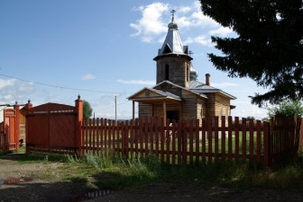 Храм Святителя Луки Красноярского