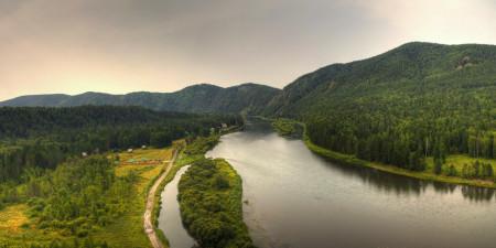 Природа Манского района