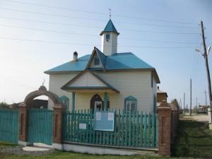 """Мечеть """"Кашифа"""""""