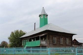 Мечеть с. Долгово