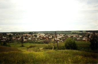 Село Сухобузимское
