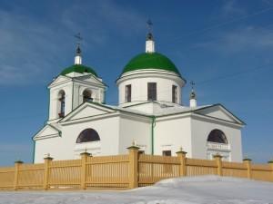 Покровская церковь в с. Шила