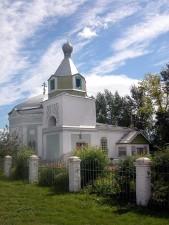 Храм во имя первоверховных апостолов Петра и Павла