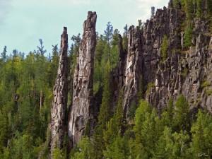 Суломайские столбы