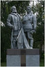Памятник жертвам Сережского мятежа