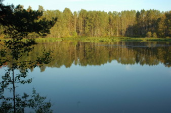 Озеро Монастырское